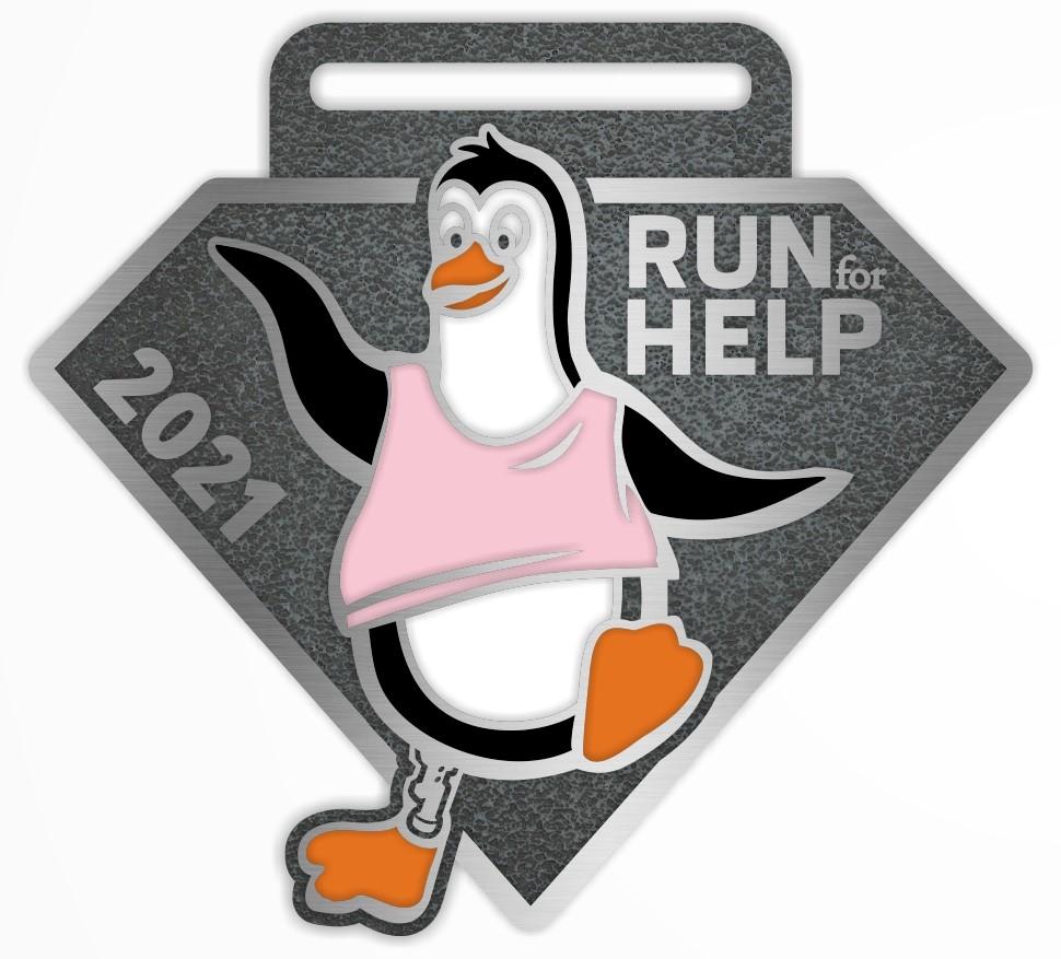 run4help medaile